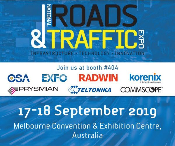 Roads and traffic expo