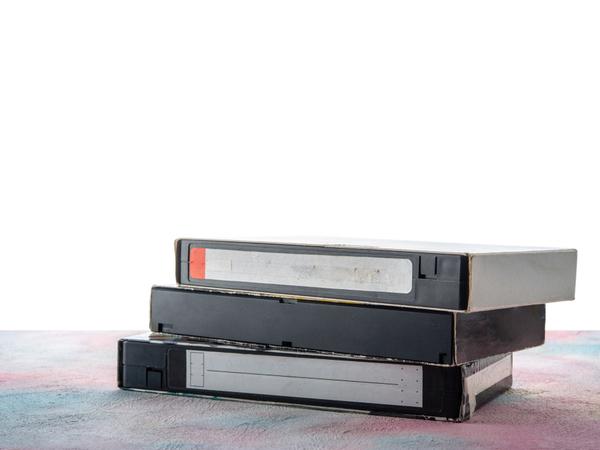 OSA-Videocassette-recordings