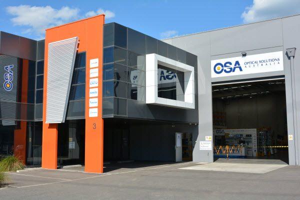 New OSA office