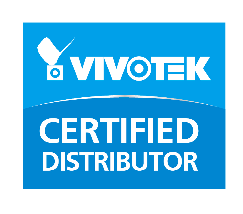 Vivotek Certified Distributor Logo