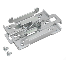 Metal DIN Rail Mount Kit
