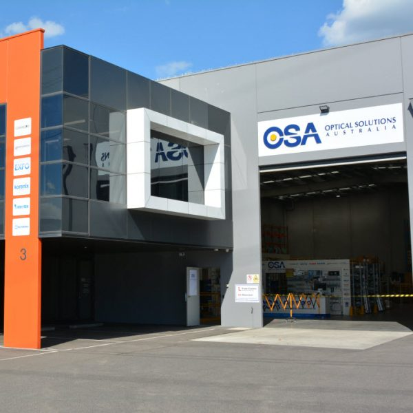 OSA office building exterior view