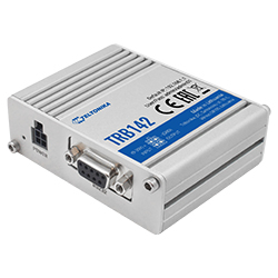 TRB142 Industrial CAT1 RS232 LTE Gateway