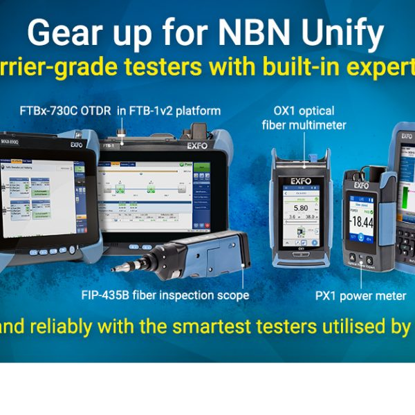 Gear up for NBN Unify
