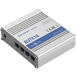 Industrial Wi-Fi Router with Blue Tooth, 4 x Gb Ports