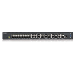 XS3800 SMB Aggregate 10Gb Layer 2+ Series Managed 28 Port Switch,1U Rack Mounted (Dual AC)