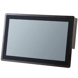 PPC-J217RW True Flat Fanless Aluminum IP65 Protection Touch Panel PC