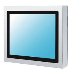 TPM-3617 Stainless Steel Industrial Monitor with P-CAP/5-Wire Resistive