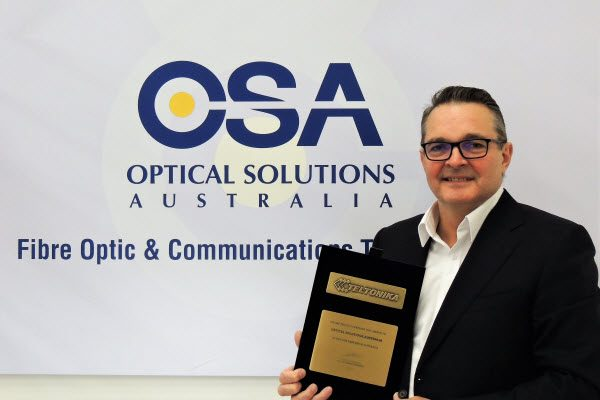 OSA-General Manager of OSA Industrial Business Unit