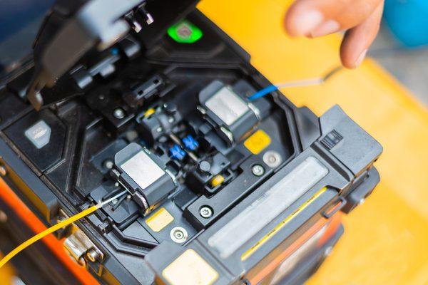 OSA - Splicing machine for fusion splice a fiber optic cable