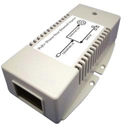 MIT-33G-56D1N 56V Gigabit PoE Injector with 56V/60W Output