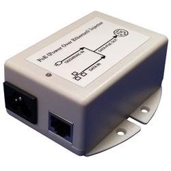 MIT-77G-48BDNN 48V Gigabit PoE Injector with 48V 350mA Output