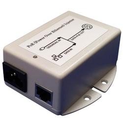 MIT-77G-48BNNN 48V Gigabit POE Injector