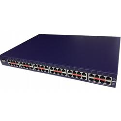 MIT-824G-24 Rack mounted 24-port 24V 1A Gigabit PoE Injector
