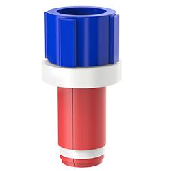 Fiber Optic Simplex Plug, Size 1.00″ | 25mm, Port 0.51″ – 0.71″ | 12.95mm – 18.03mm