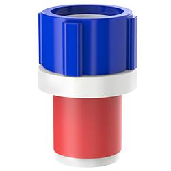Fiber Optic Simplex Plug, Size 1.25″   32mm, Port 0.35″ – 0.57″   8.89mm – 14.48mm