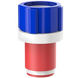 Fiber Optic Simplex Plug, Size 1.25″   32mm, Port 0.71″ – 0.84″   18.03mm – 21.33mm