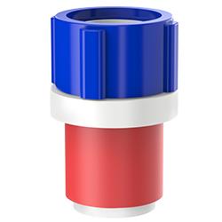 Fiber Optic Simplex Plug, Size 1.375″   35mm, Port 0.12″ – 0.43″   3.05mm – 10.92mm