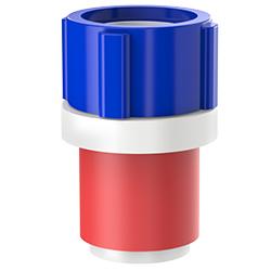 Fiber Optic Simplex Plug, Size 1.375″   35mm, Port 0.35″ – 0.57″   8.89mm – 14.48mm