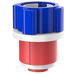Fiber Optic Simplex Plug, Size 1.60″ | 41mm, Port 0.51″ – 0.71″ | 12.95mm – 18.03mm