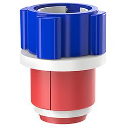 Fiber Optic Simplex Plug, Size 1.60″ | 41mm, Port 0.71″ – 0.90″ | 18.03mm – 22.86mm