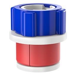 Fiber Optic Simplex Plug, Size 2.00″ | 50mm, Port 0.52″ – 0.75″ | 13.21mm – 20.00mm
