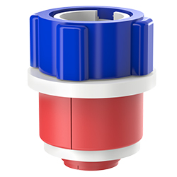 Fiber Optic Simplex Plug, Size 2.00″ | 50mm, Port 0.76″ – 1.06″ | 19.30mm – 26.92mm