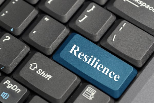 Resilience on keyboard